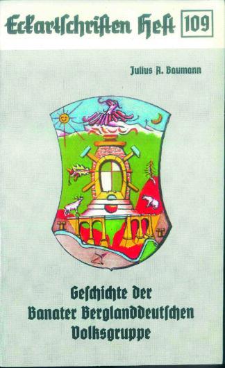 109: Geschichte der Banater Berglanddeutschen Volksgruppe