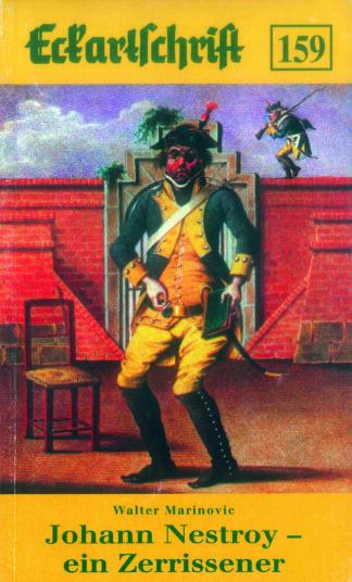 159: Johann Nestroy - ein Zerrissener