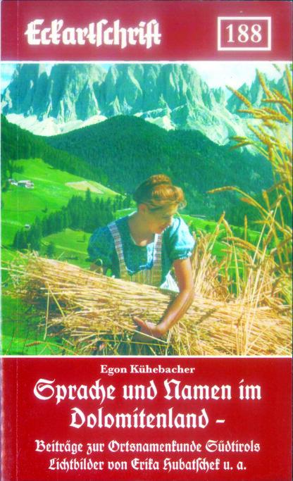 188: Sprache und Namen im Dolomitenland