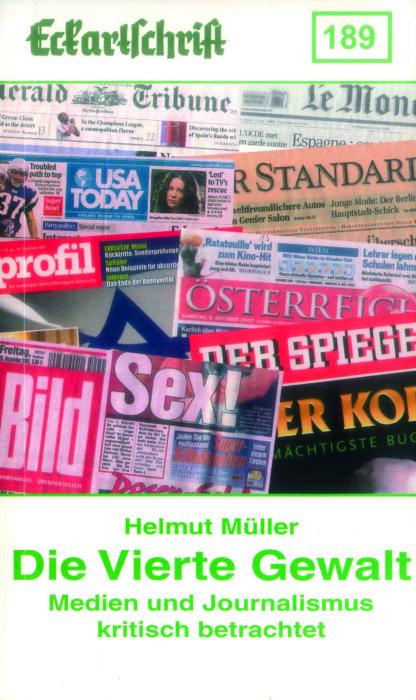189: Die vierte Gewalt - Medien und Journalismus kritisch betrachtet