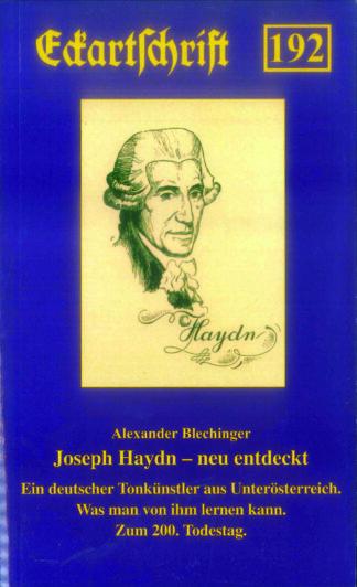 192: Josef  Haydn - neu entdeckt