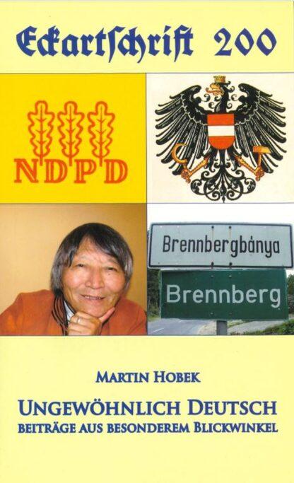 200: Ungewöhnlich Deutsch - Beiträge aus besonderem Blickwinkel