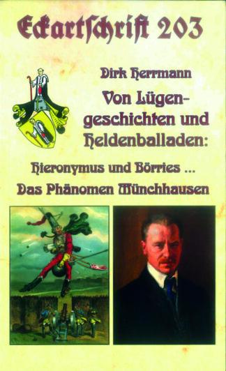 203: Von Lügengeschichten und Heldenballaden - Hieronymus und Börries…