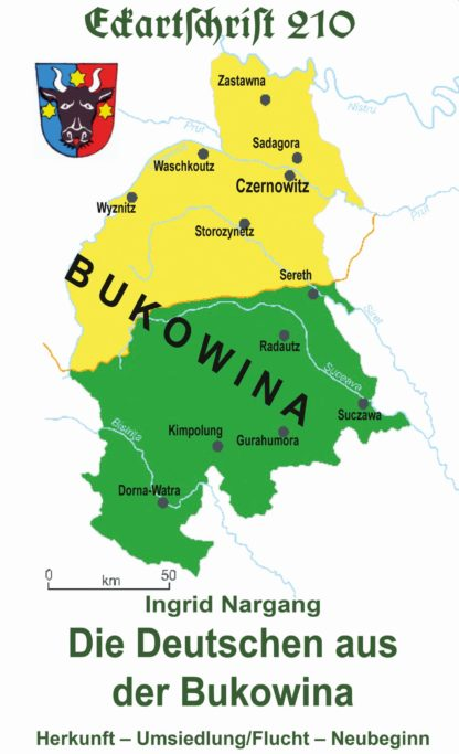 210: Die Deutschen aus der Bukowina - Nachdruck (Ringbindung!)
