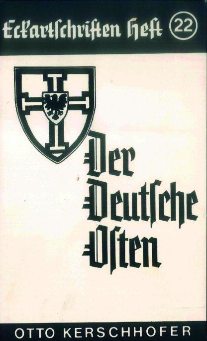 22: Der Deutsche Osten