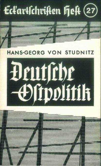 27: Deutsche Ostpolitik
