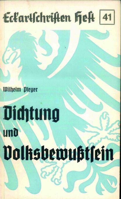 41: Dichtung und Volksbewußtsein - Die Lippoldsberger Dichtertage