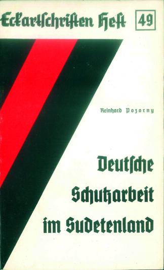 49: Deutsche Schutzarbeit im Sudetenland