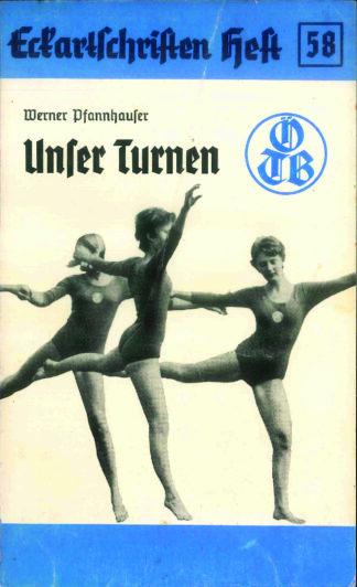 58: Unser Turnen - Der Österreichische Turnerbund ÖTB