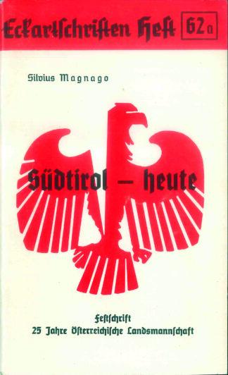 62a: Südtirol heute