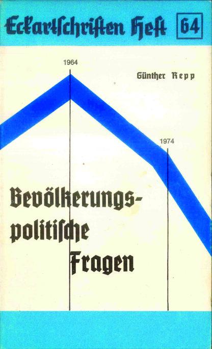 64: Bevölkerungspolitische Fragen
