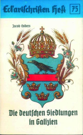 75: Die deutschen Siedlungen in Galizien