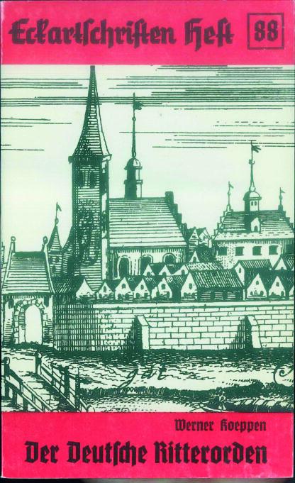 88: Der Deutsche Ritterorden