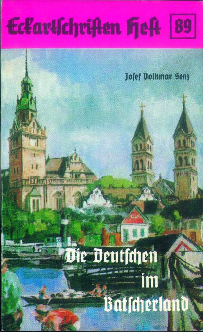 89: Die Deutschen Im Batscherland