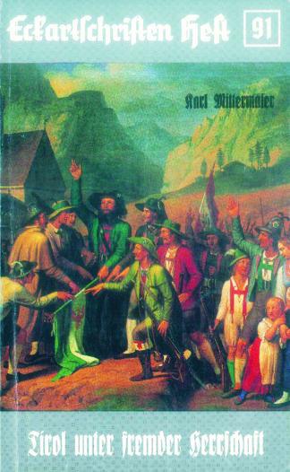 91: Tirol unter fremer Herrschaft (1806-1814)